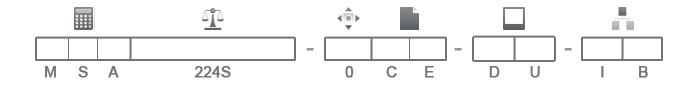 Конфигуратор модульных весов Cubis