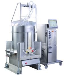 Новый тип одноразового биореактора BIOSTAT® ORB 200