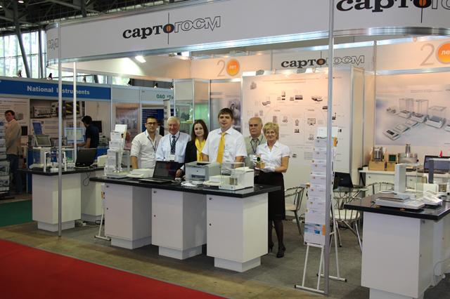 """Отчет о выставке """"MetrolExpo2012"""""""