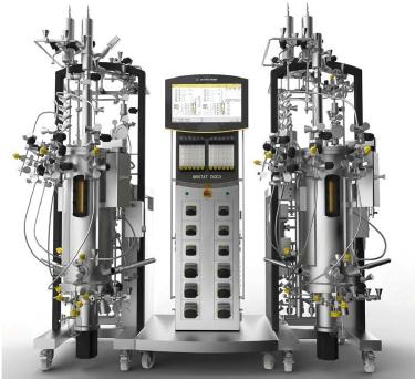 Новый биореактор BIOSTAT® D-DCU