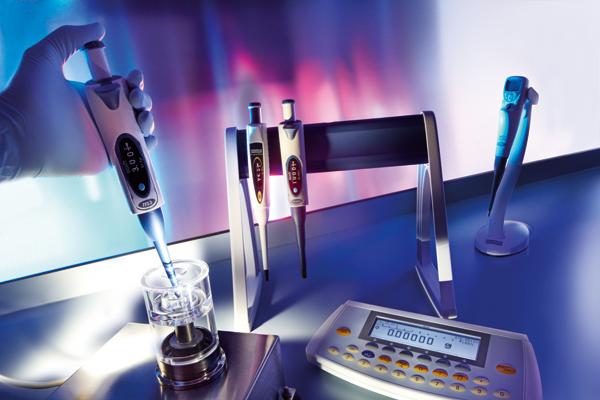 Оборудование для калибровки пипеточных дозаторов