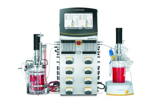 Лабораторный ферментер BIOSTAT B