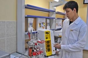 Новая биотехнологическая лаборатория