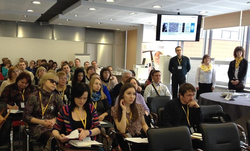 Отчёт о практических семинарах Sartorius в г. Новосибирск 25-26 февраля